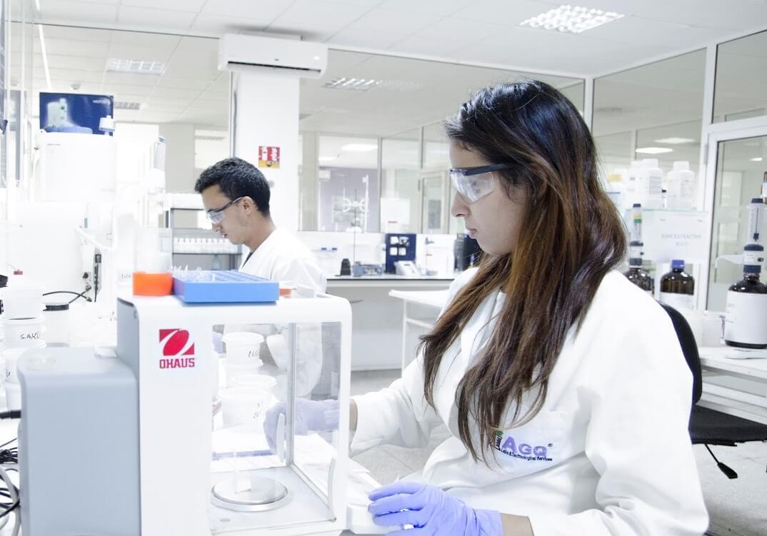 AGQ Labs certifie pour controles alimentaires par l'ONSSA