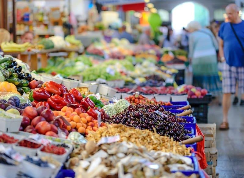 Limites de résidus de pesticides dans les aliments
